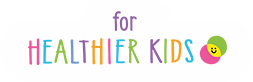 logo for healthier kids